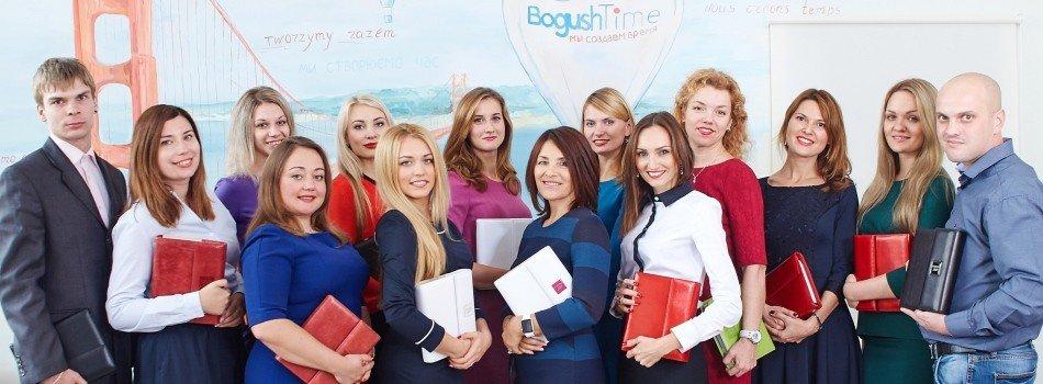 Команда BogushTime