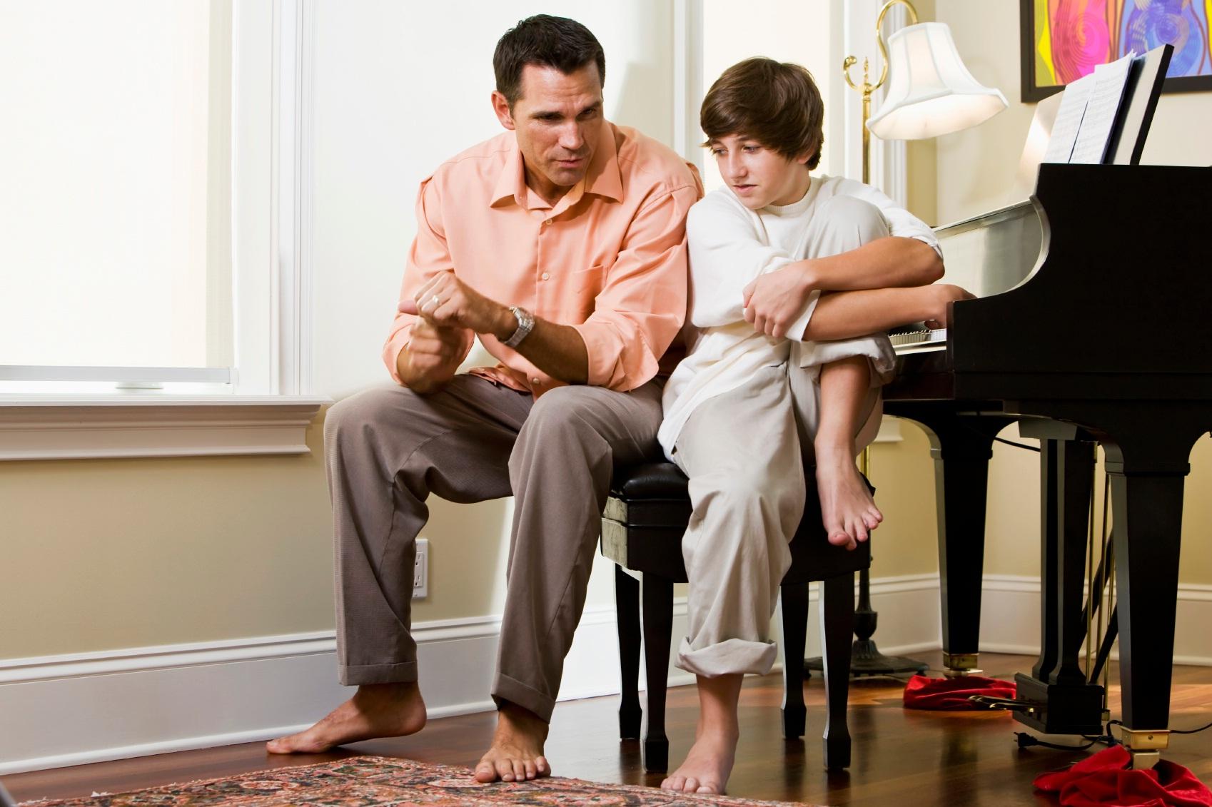 Рассказ отец и сын 9 фотография