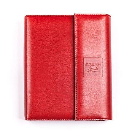 Демократичный вариант «Богушбука» в обложке из искусственной кожи красного цвета и в стандартной комплектации.