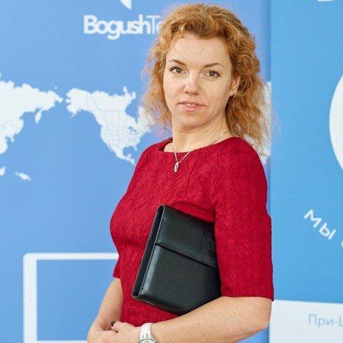 Оксана Долгова, бизнес-тренер компании BogushTime